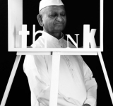 'There is nothing wrong with joining politics, but I want to clean it from the outside before entering it' Anna Hazare